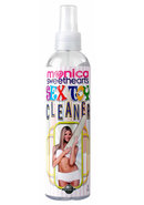 Monica Sweethearts Sex Toy Cleaner 4 Ounce