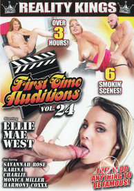 First Time Auditions 24